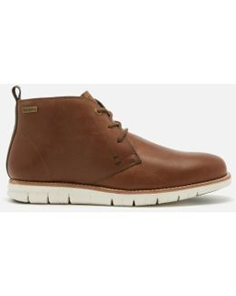Men's Shackleton Leather Chukka Boots