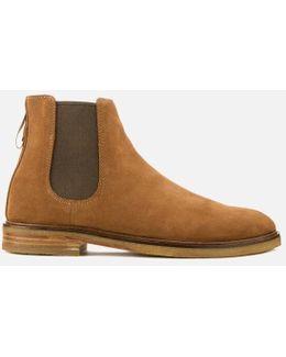 Men's Clarkdale Gobi Suede Chelsea Boots