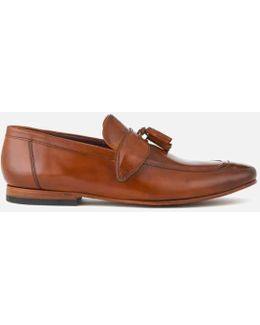 Men's Grafit Leather Tassel Loafers