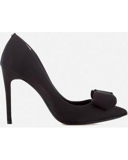 Women's Azeline Double Bow Court Shoes