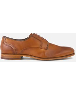 Men's Iront Leather Derby Shoes