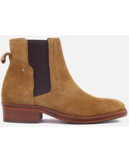 Women's Rodney Suede Chelsea Boots