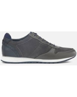 Men's Shindl Suede Runner Trainers