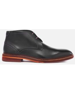 Men's Azzlan Leather Desert Boots