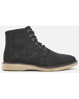 Men's Porter Suede Lace Up Boots