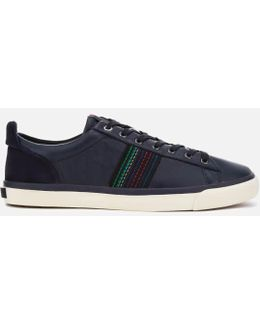 Men's Seppo Leather Cupsole Trainers
