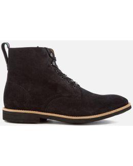 Men's Hamilton Suede Lace Up Boots