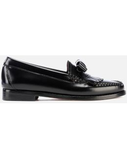 Women's Esther Bow Leather Loafers