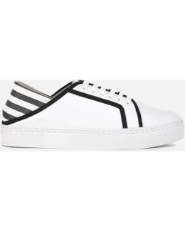 Women's Avery Ii Leather Cupsole Trainers