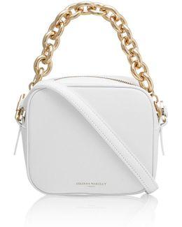 Jackson White Pochette Bag