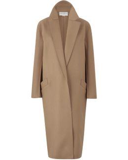 Astrid Camel Oversize Coat