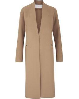 Astrid Camel Tailored Coat