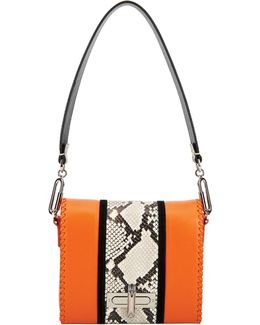 Costello Marrakech Stripe Twist Lock Bag