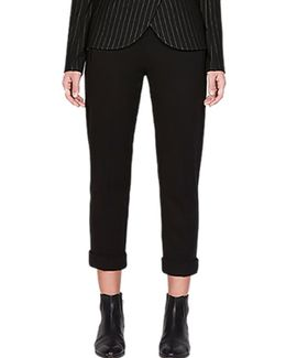Corporate Pant In Black