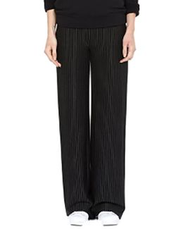 Striped Imperial Pant In Marengo