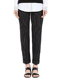 Striped Crown Prince Pant In Marengo