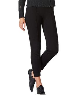 Candlestick Pants In Black