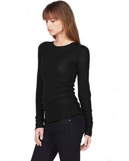 Bitter Sweet Sweater In Black