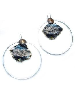 Sibilla G Lucania Metamorphose Earrings