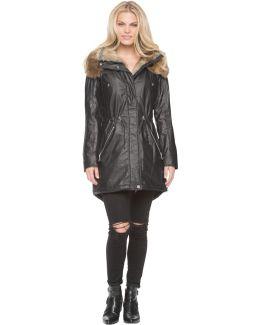 Lauren Anorak Coat