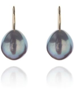 Classic Baroque Pearl Drop Earrings