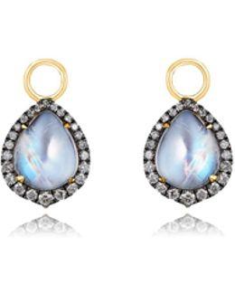 Moonstone Earring Drops