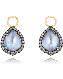 Moonstone Earring Drops