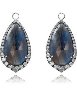 Unique Sapphire Earring Drops