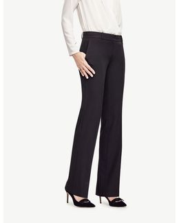 The Tall Trouser In All-season Stretch - Kate Fit