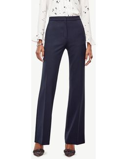 The Flare Pant In Stretch