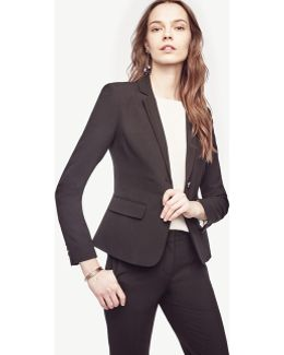 Tall All-season Stretch Two Button Jacket