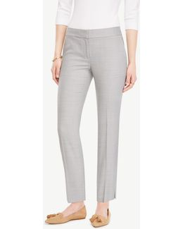 The Petite Ankle Pant In Grisaille - Devin Fit