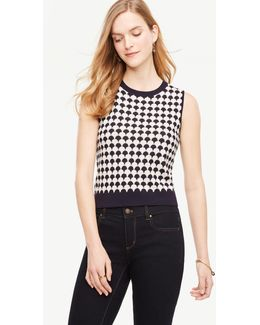Scallop Cropped Ann Shell
