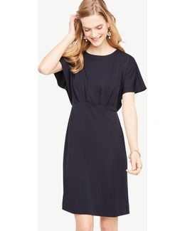 Tall Bar Back Shift Dress