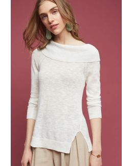 Demi Off-the-shoulder Pullover