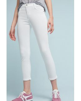 Twiggy Mid-rise Skinny Cropped Petite Jeans