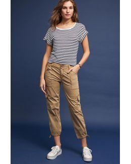 Terrain Cropped Pants