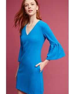 Taormina Bell-sleeve Dress