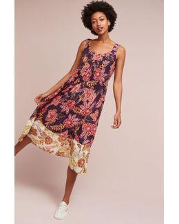 Liv Floral Midi Dress