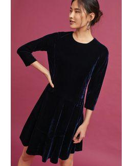Clara Drop-waist Dress