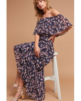 Willow Off-the-shoulder Maxi Dress