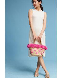 Petite Opal Handknit Dress