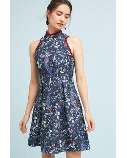 Brooklyn Jacquard Dress