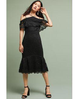 Lucca Trumpet Dress