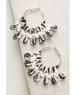 Marie Hoop Earrings