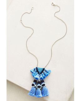 Rayna Tassel Necklace