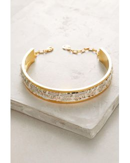 Mary Tweed Choker Necklace