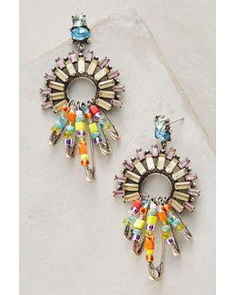 Felicity Crystal Drop Earrings