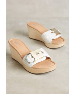Enya Wedge Sandals