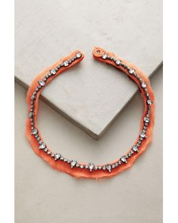 Charlotte Neon Collar Necklace